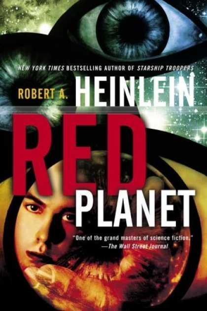 Bestselling Sci-Fi/ Fantasy (2006) - Red Planet by Robert Heinlein