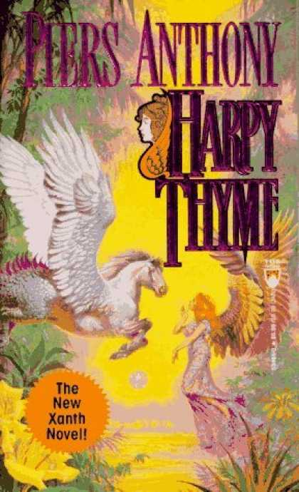 Bestselling Sci-Fi/ Fantasy (2006) - Harpy Thyme (Xanth) by Piers Anthony