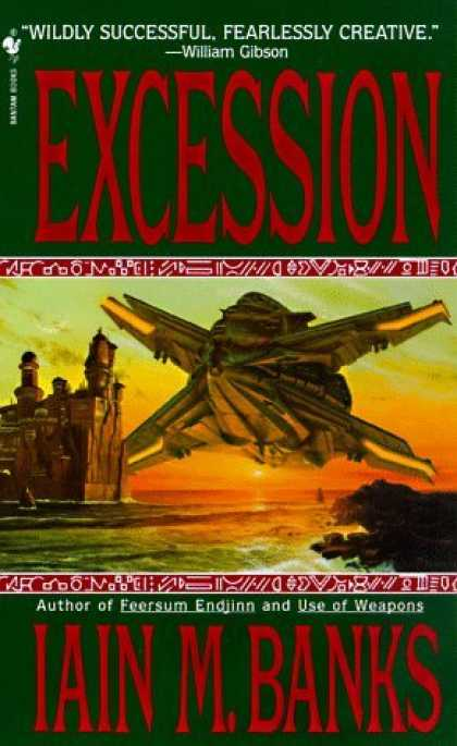 Bestselling Sci-Fi/ Fantasy (2006) - Excession by Iain Banks