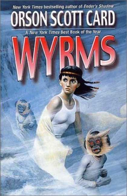 Bestselling Sci-Fi/ Fantasy (2006) - Wyrms by Orson Scott Card