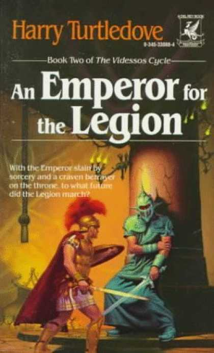 Bestselling Sci-Fi/ Fantasy (2006) - An Emperor for the Legion (Videssos Cycle) by Harry Turtledove