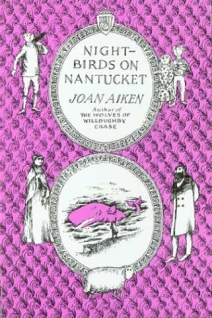 Bestselling Sci-Fi/ Fantasy (2006) - Nightbirds on Nantucket by Joan Aiken