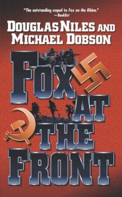 Bestselling Sci-Fi/ Fantasy (2006) - Fox at the Front (Fox on the Rhine) by Douglas Niles