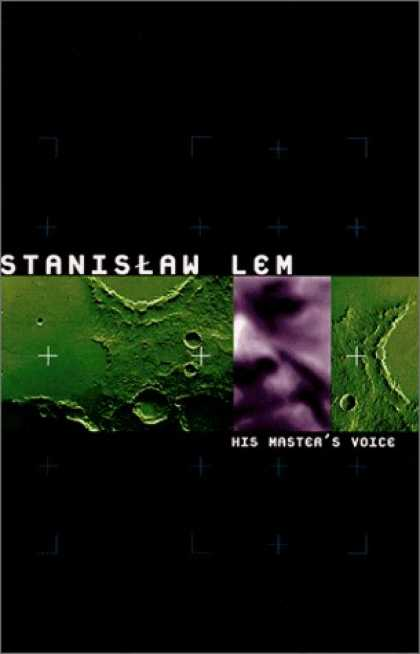 Bestselling Sci-Fi/ Fantasy (2006) - His Master's Voice by Stanislaw Lem