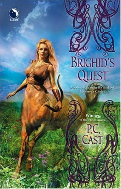 Bestselling Sci-Fi/ Fantasy (2006) - Brighid's Quest by P.C. Cast