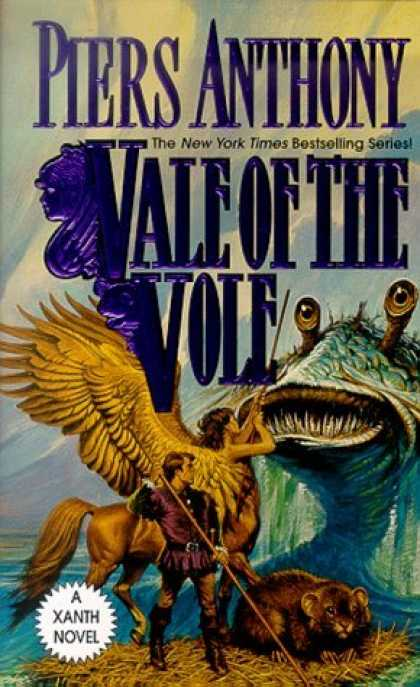 Bestselling Sci-Fi/ Fantasy (2006) - Vale of the Vole (Xanth) by Piers Anthony