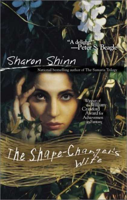 Bestselling Sci-Fi/ Fantasy (2006) - The Shape-Changer's Wife by Sharon Shinn