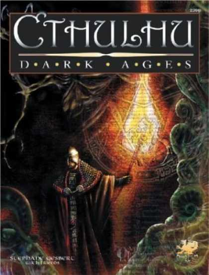 Bestselling Sci-Fi/ Fantasy (2006) - Cthulhu Dark Ages (Cthulhu Dark Ages) (Cthulhu Dark Ages) by Stephane Gesbert