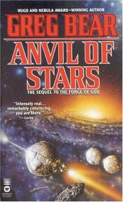 Bestselling Sci-Fi/ Fantasy (2006) - Anvil of Stars by Greg Bear