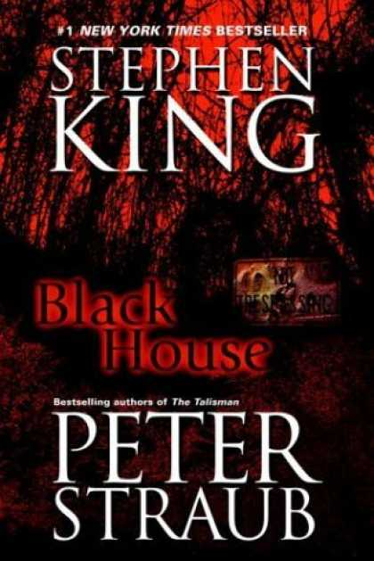 Bestselling Sci-Fi/ Fantasy (2006) - Black House by Stephen King