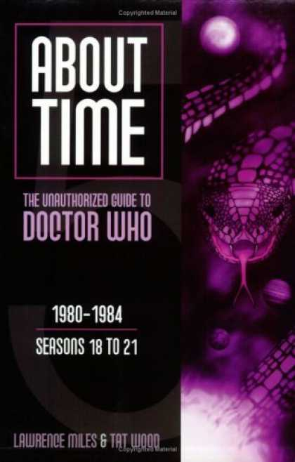 Bestselling Sci-Fi/ Fantasy (2006) - About Time 5: The Unauthorized Guide to Doctor Who (About Time; The Unauthorized