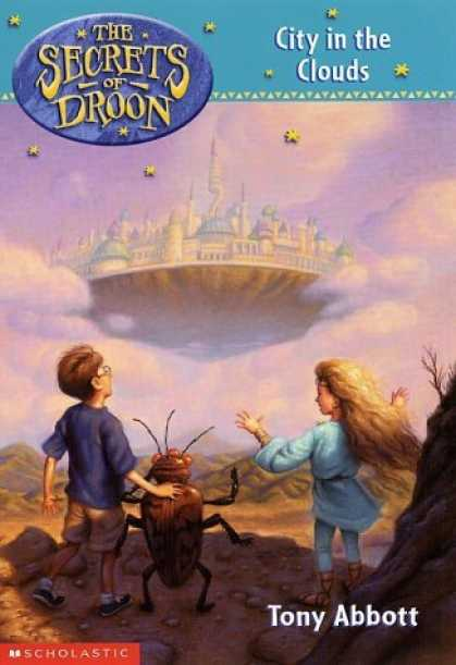 Bestselling Sci-Fi/ Fantasy (2006) - Secrets Of Droon #04: City In The Clouds (Secrets Of Droon) by Tony Abbott