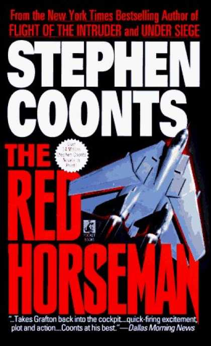 Bestselling Sci-Fi/ Fantasy (2006) - The Red Horseman by Stephen Coonts