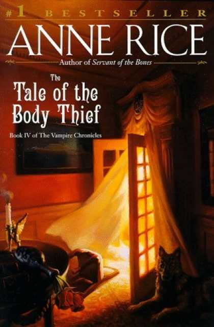 Bestselling Sci-Fi/ Fantasy (2006) - The Tale of the Body Thief (Rice, Anne, Vampire Chronicles, Bk. 4.) by Anne Rice