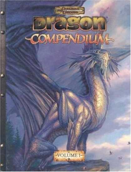 Bestselling Sci-Fi/ Fantasy (2006) - Dragon Compendium Volume 1 by Mike McArtor
