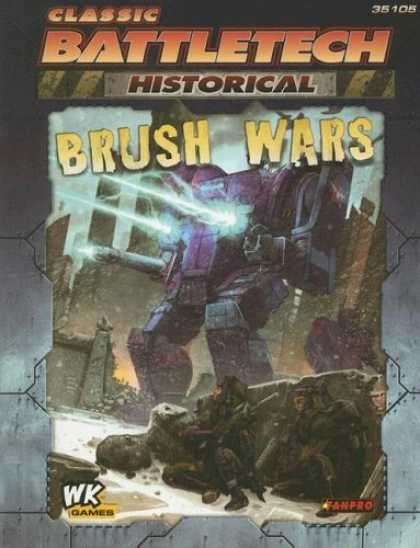 Bestselling Sci-Fi/ Fantasy (2006) - Cbt Historical Brush Wars (Battletech) by Ben Rome