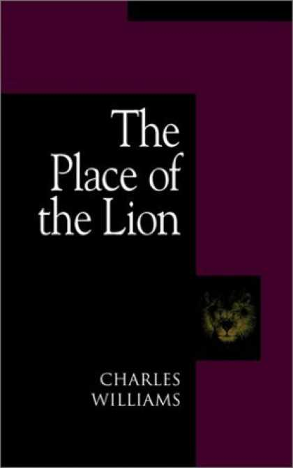 Bestselling Sci-Fi/ Fantasy (2006) - The Place of the Lion by Charles Williams