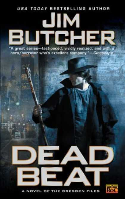 Bestselling Sci-Fi/ Fantasy (2006) - Dead Beat (The Dresden Files, Book 7) by Jim Butcher