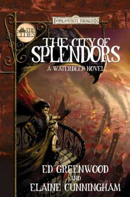 Bestselling Sci-Fi/ Fantasy (2006) - The City of Splendors (The Cities) by Ed Greenwood