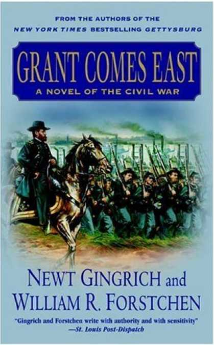 Bestselling Sci-Fi/ Fantasy (2006) - Grant Comes East by Newt Gingrich