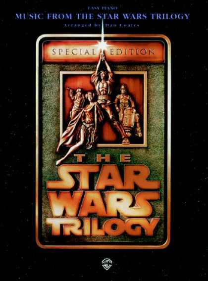 "Bestselling Sci-Fi/ Fantasy (2006) - Music from """"The Star Wars Trilogy: Special Edition"""""""