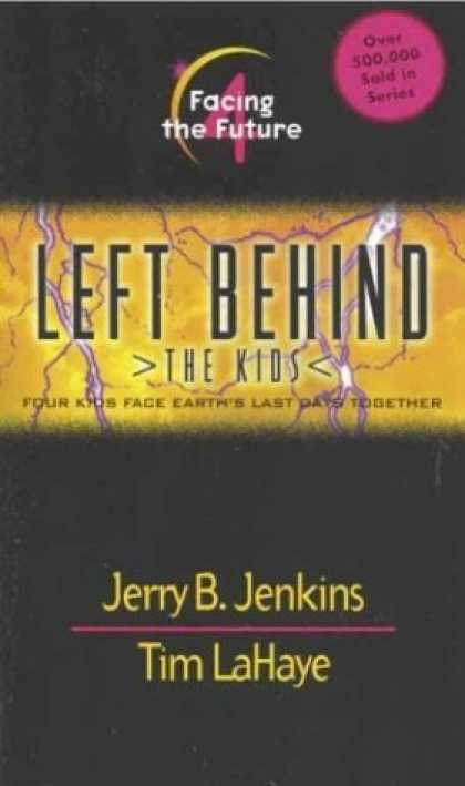 Bestselling Sci-Fi/ Fantasy (2006) - Facing the Future (Left Behind: The Kids #4) by Jerry B. Jenkins