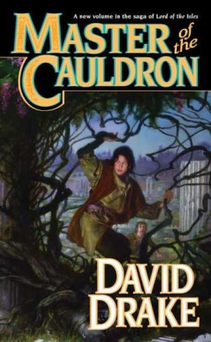 Bestselling Sci-Fi/ Fantasy (2006) - Master of the Cauldron (Lord of the Isles) by David Drake