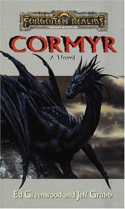 Bestselling Sci-Fi/ Fantasy (2006) - Cormyr (Forgotten Realms: The Cormyr Saga, Book 1) by Ed Greenwood