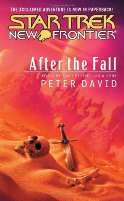 Bestselling Sci-Fi/ Fantasy (2006) - After the Fall (Star Trek: New Frontier) by Peter David