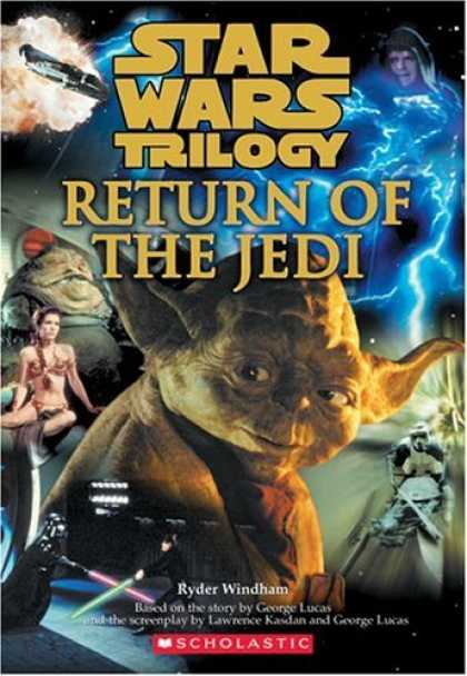 Bestselling Sci-Fi/ Fantasy (2006) - Star Wars, Episode VI - Return of the Jedi (Junior Novelization) by Ryder Windha