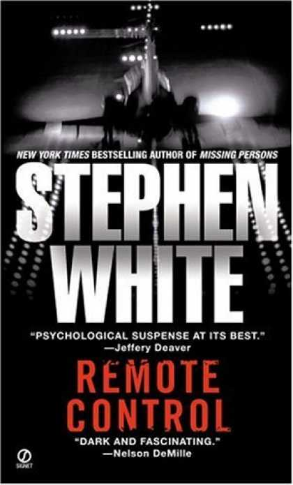 Bestselling Sci-Fi/ Fantasy (2006) - Remote Control (Alan Gregory) by Stephen White