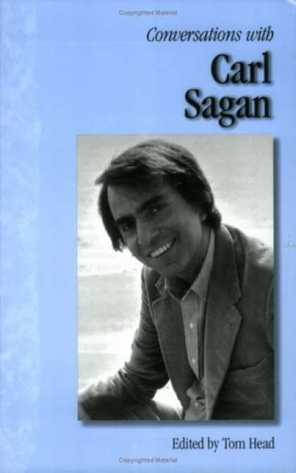 Bestselling Sci-Fi/ Fantasy (2006) - Conversations with Carl Sagan (Literary Conversations) by Tom Head