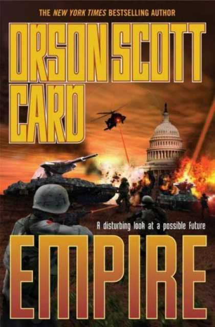 Bestselling Sci-Fi/ Fantasy (2006) - Empire by Orson Scott Card