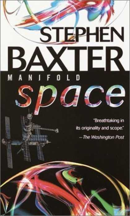 Bestselling Sci-Fi/ Fantasy (2006) - Manifold: Space (Manifold (Paperback)) by Stephen Baxter