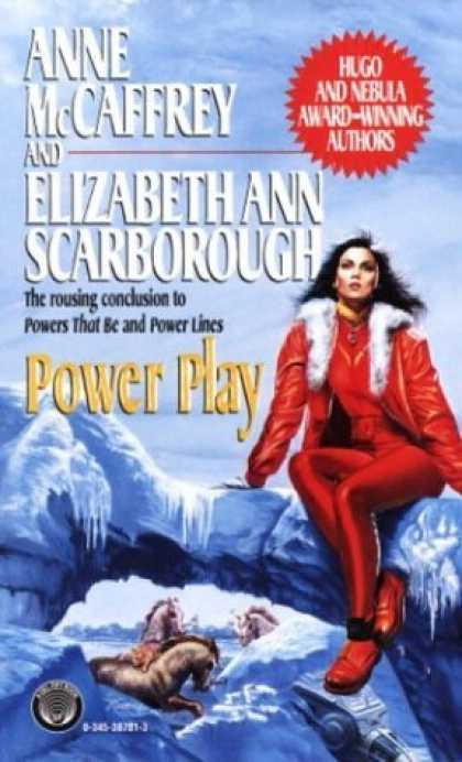 Bestselling Sci-Fi/ Fantasy (2006) - Power Play by Anne McCaffrey