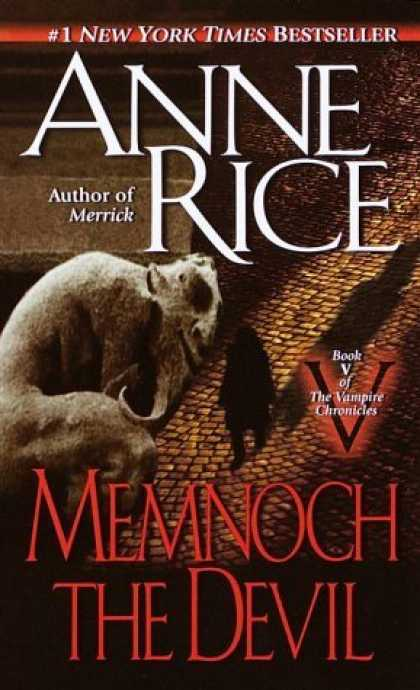 Bestselling Sci-Fi/ Fantasy (2006) - Memnoch the Devil (Vampire Chronicles, No 5) by Anne Rice