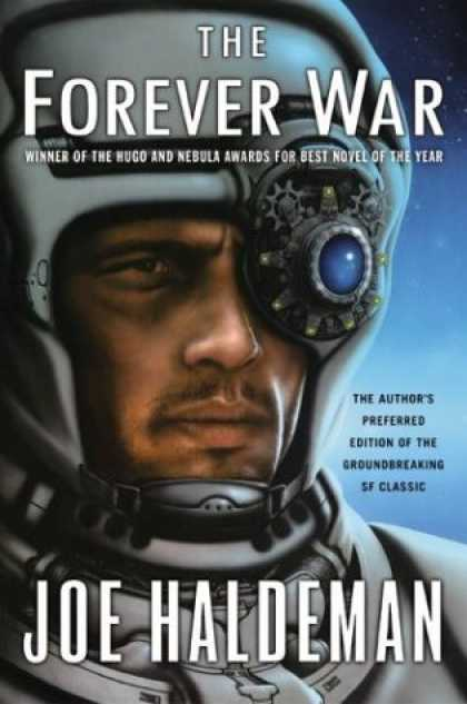 Bestselling Sci-Fi/ Fantasy (2006) - The Forever War by Joe Haldeman