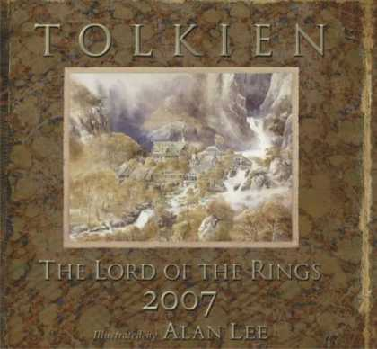 Bestselling Sci-Fi/ Fantasy (2006) - Tolkien Diary 2007