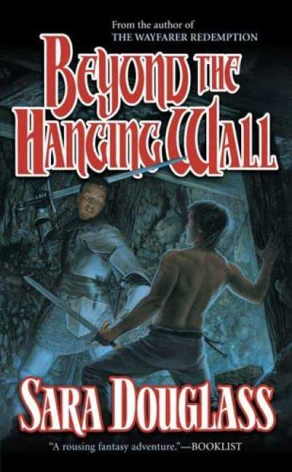 Bestselling Sci-Fi/ Fantasy (2006) - Beyond the Hanging Wall by Sara Douglass