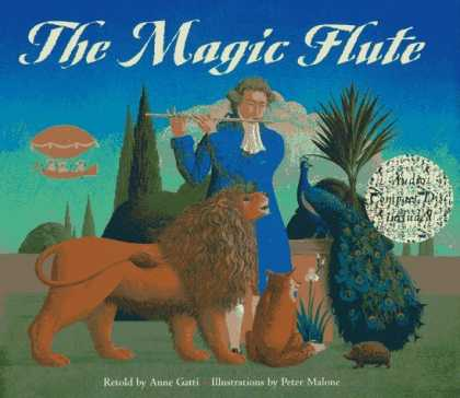 Bestselling Sci-Fi/ Fantasy (2006) - The Magic Flute by Anne Gatti
