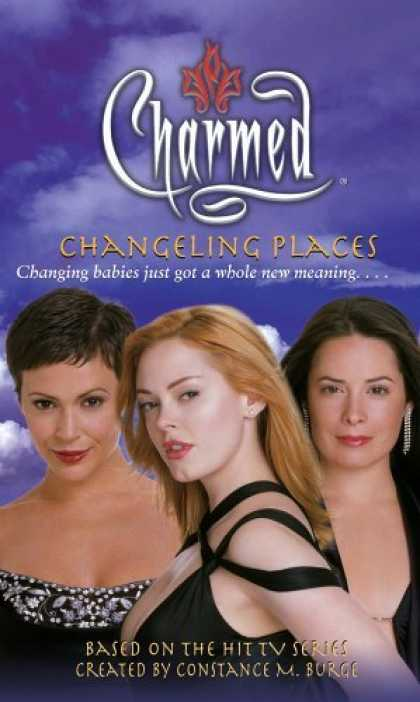 Bestselling Sci-Fi/ Fantasy (2006) - Changeling Places (Charmed) by Micol Ostow
