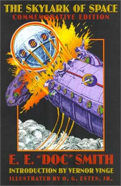 "Bestselling Sci-Fi/ Fantasy (2006) - The Skylark of Space (Bison Frontiers of Imagination Series) by E. E. ""Doc"" Smit"