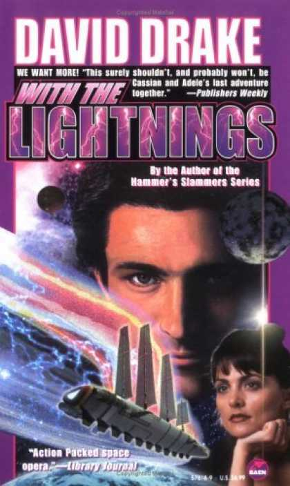 Bestselling Sci-Fi/ Fantasy (2006) - With the Lightnings by David Drake