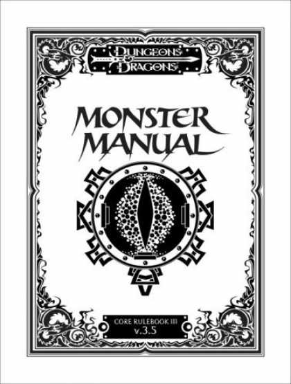 Bestselling Sci-Fi/ Fantasy (2006) - Monster Manual Special Edition (D&D Core Rulebook) by Skip Williams