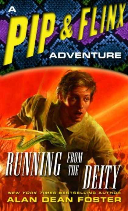 Bestselling Sci-Fi/ Fantasy (2006) - Running from the Deity: A Pip & Flinx Adventure (Adventures of Pip and Flinx) by