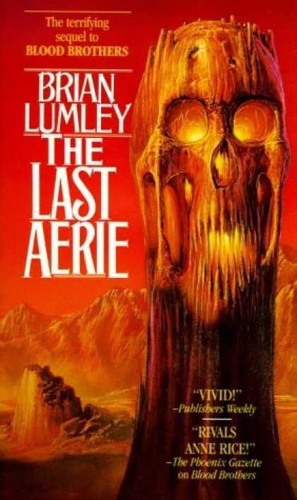 Bestselling Sci-Fi/ Fantasy (2006) - The Last Aerie (Necroscope: Vampire World Trilogy) by Brian Lumley