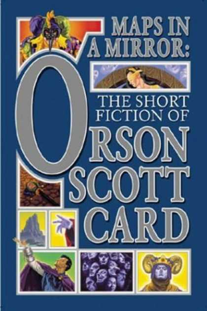 Bestselling Sci-Fi/ Fantasy (2006) - Maps in a Mirror by Orson Scott Card