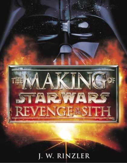 Bestselling Sci-Fi/ Fantasy (2006) - The Making of Star Wars, Episode III - Revenge of the Sith by Jonathan Rinzler
