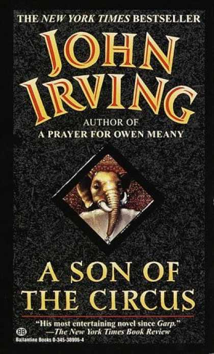 Bestselling Sci-Fi/ Fantasy (2006) - A Son of the Circus by John Irving