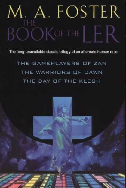 Bestselling Sci-Fi/ Fantasy (2006) - The Book of The Ler by M. A. Foster